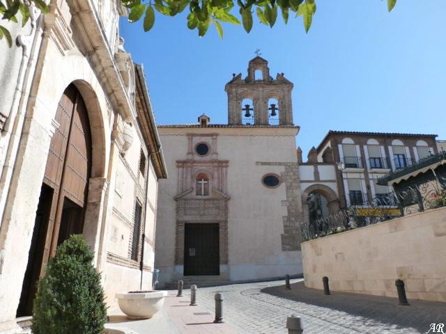 Archidona - La Cilla y la Iglesia de la Victoria