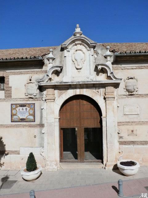 Archidona - La Cilla - Casa del Pósito - Museo Municipal - Centro de Interpretación del Patrimonio Histórico-Cultural y Museo Municipal