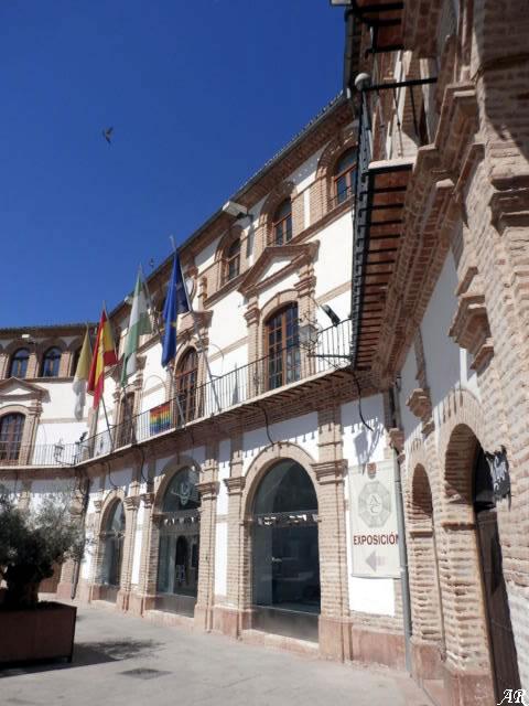 Plaza Ochavada