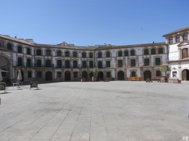Archidona - Plaza Ochavada