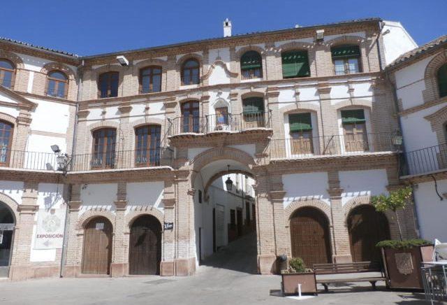 Archidona - Plaza Ochavada - Square