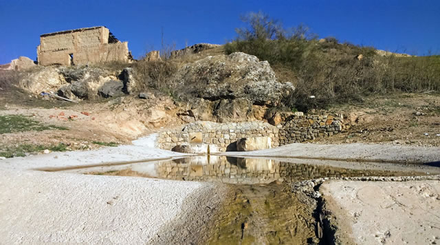 Fuente de las Arcas - Cazorla