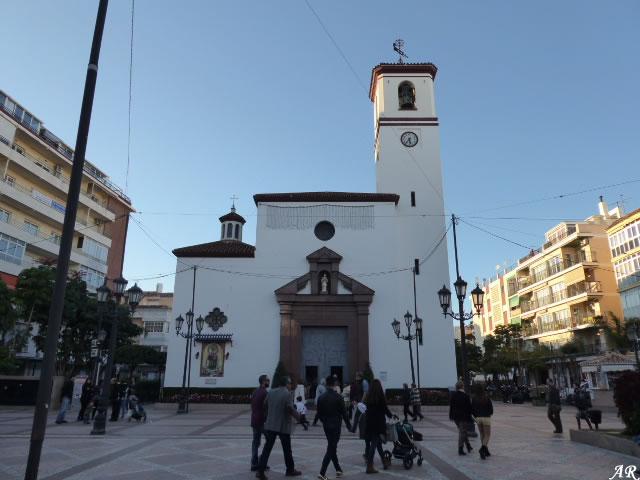 Parroquia Nuestra Señora del Rosario - Fuengirola