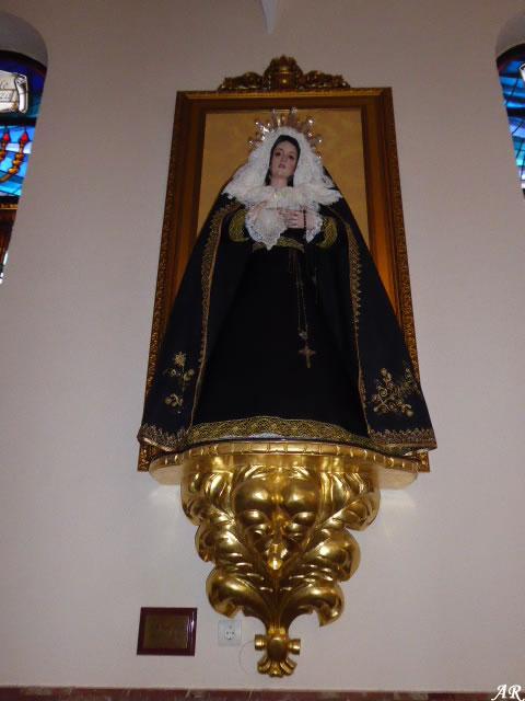 Nuestra Señora de la Salud y Belen