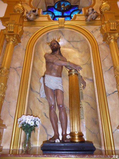 Nuestro Padre Jesús atado a la Columna