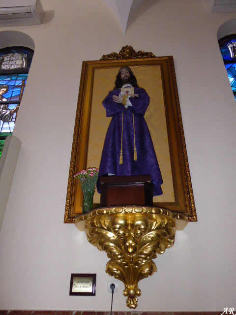 Santísimo Cristo de Medinaceli