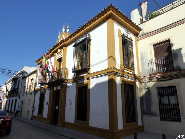 Casa de la Cultura de Lora del Río