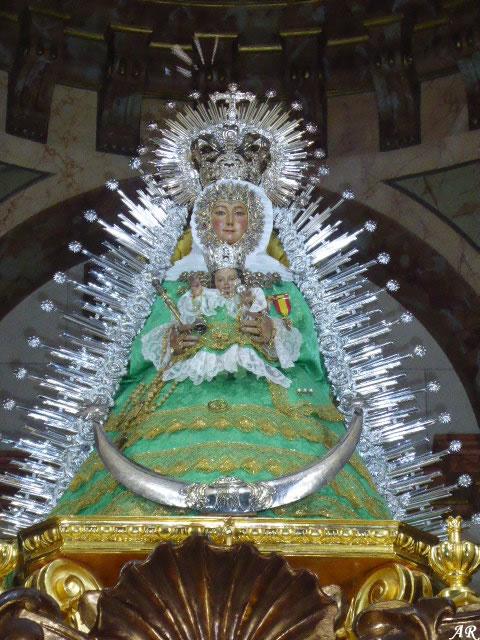 Ermita de Nuestra Señora de Setefilla - Lora del Río