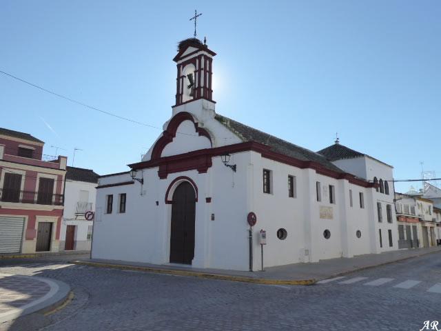 Santa Ana Hermitage in Lora del Río - Sevilla