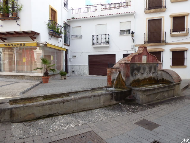 Chorros Fountain - Ojén