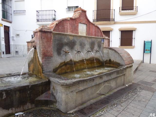 Fuente de los Chorros - Ojén