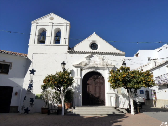 Iglesia de Nuestra Señora del Rosario - Alcaucín
