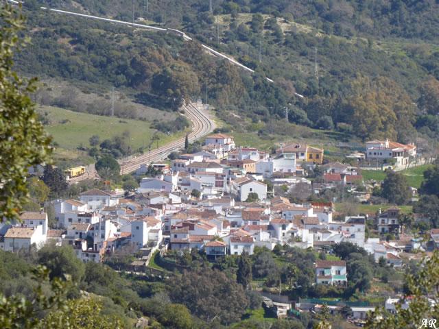 El Colmenar - Estación de Gaucín - Cortes de la Frontera