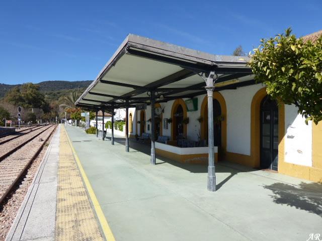 Estación de Gaucín