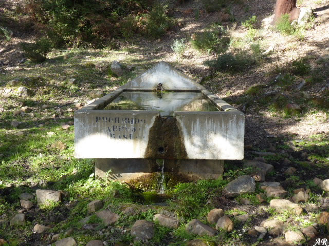 Cortes de la Frontera - Pilar del Laberinto