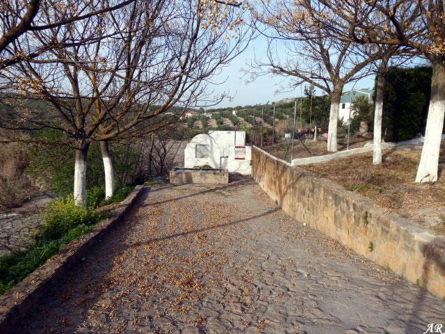 Fuente del Aljamí - Aljamil - Aguilar de la Frontera