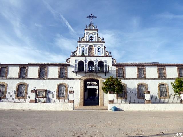 Santuario de Ntra. Sra. de los Remedios Coronada de Aguilar de la Frontera