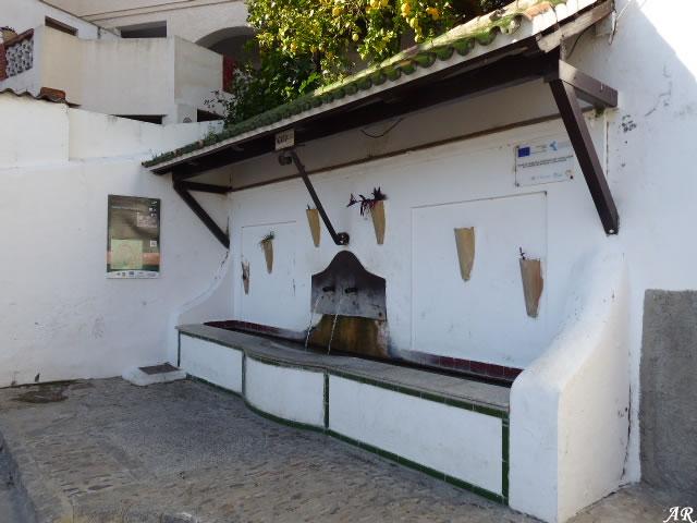 Fuente del Chorro Grande - Benalup-Casas Viejas
