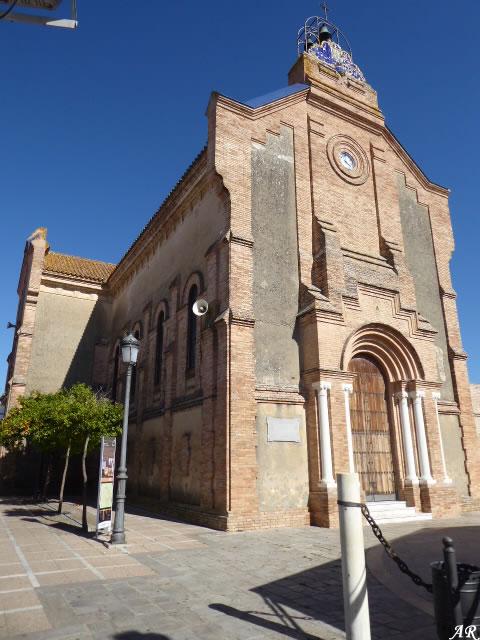 Iglesia de Nuestra Señora del Socorro - Benalup - Casas Viejas