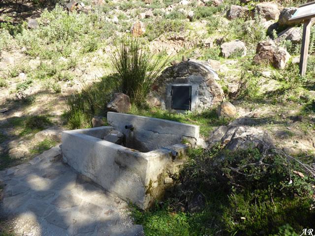 Fuente del Helechal - El Colmenar - Cortes de la Frontera