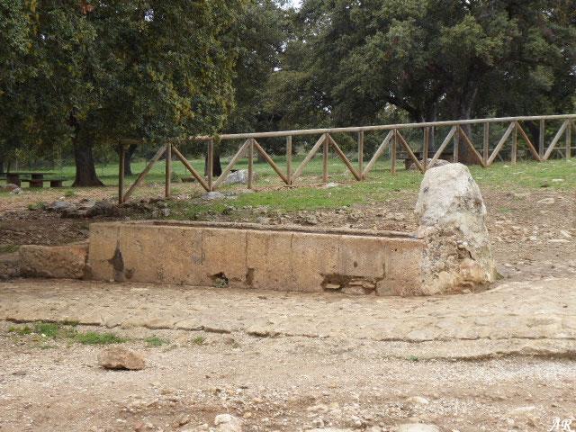 Descansadero - Abrevadero del Pilar de Coca - Ronda