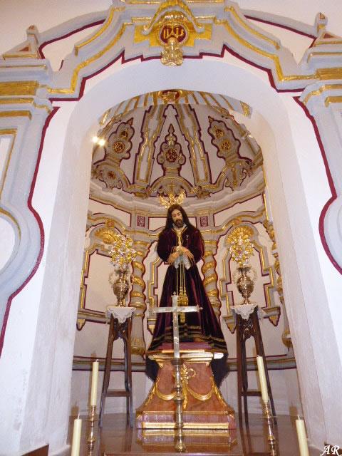 Ermita de San Sebastián de Benamejí