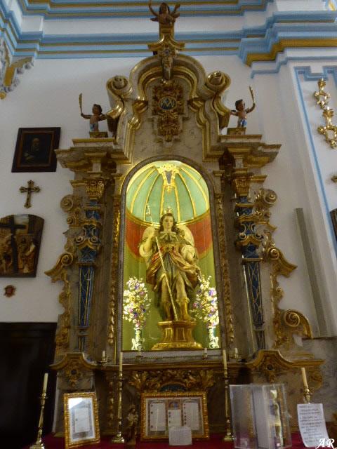 Arcángel San Rafael - Iglesia Parroquial de la Inmaculada Concepción