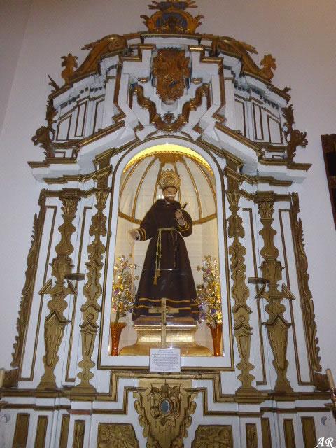 San Francisco de Asís - Iglesia Parroquial de la Inmaculada Concepción