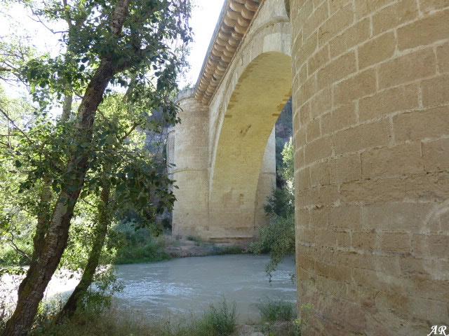 Puente sobre el Río Genil
