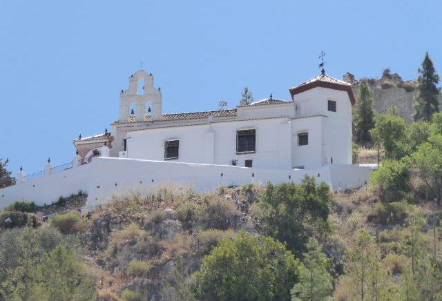 Ermita de nuestra se ora de los remedios de c rtama for Alquiler de casas en los remedios sevilla