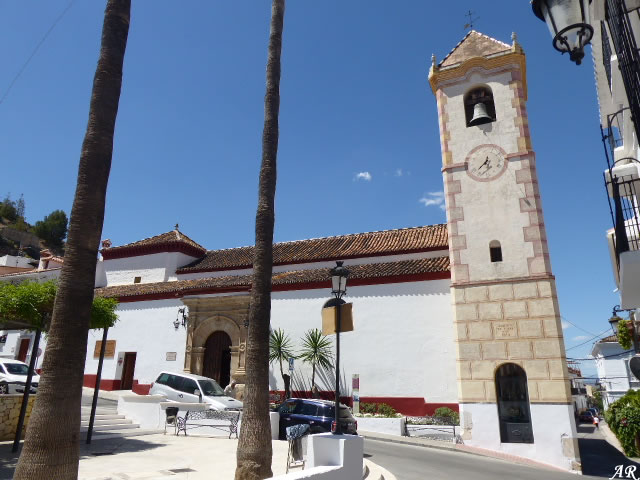 Iglesia Parroquial de San Pedro Apóstol - Cártama