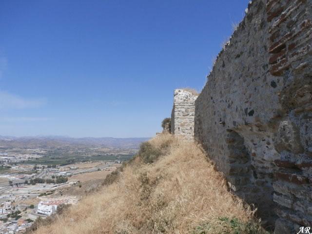 Castillo de Cártama - Castillo del Cerro de la Ermita