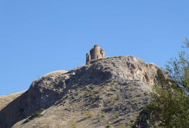 Castillo de Gómez Arias o Castillo Benamejí