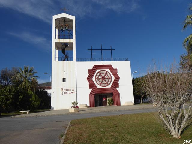 Iglesia de Carchuna - Virgen de los Llanos - Motril