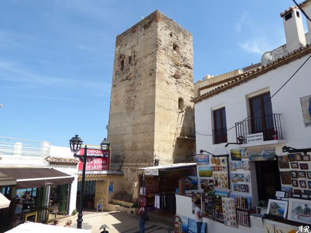 Pimentel Watchtower - Torremolinos