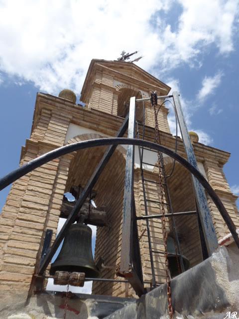 Iglesia de San Juan Bautista - Campanario