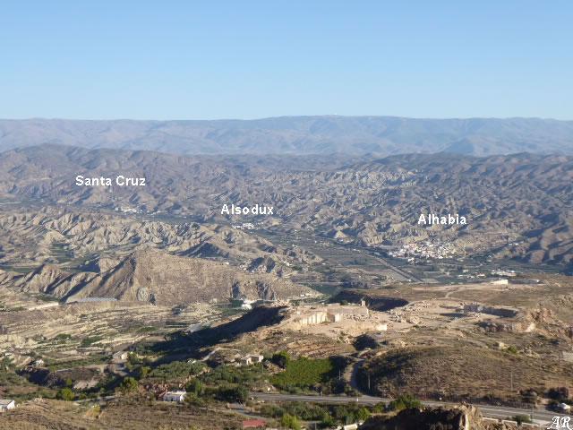 Mirador del Valle del Río Andarax