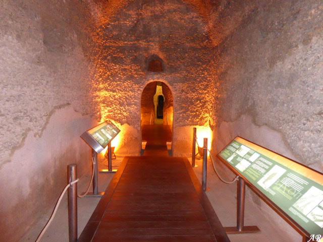 Cisternas Romanas de Monturque - Provincia de Córdoba