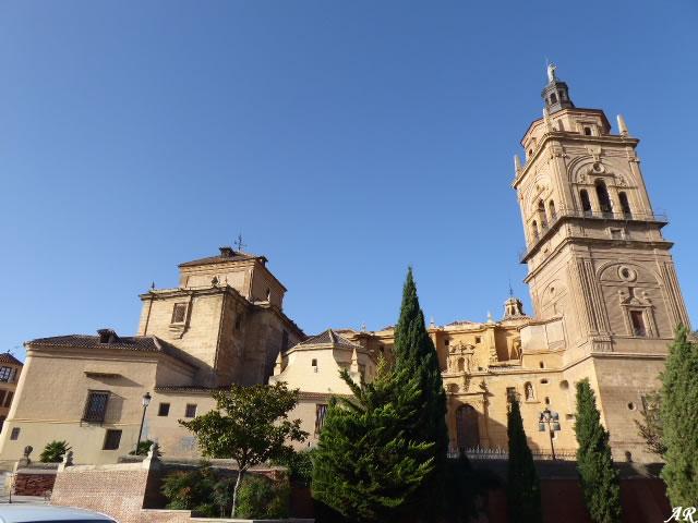 Guadix Cathedral - Granada Province