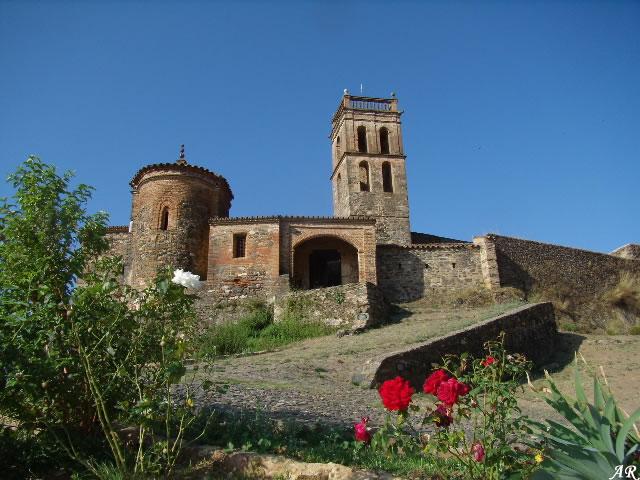 Almonaster la Real Mosque - Huelva province