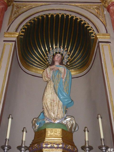 Iglesia Parroquial de la Inmaculada Concepción - Sierrra de Yeguas