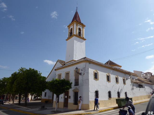 Iglesia Parroquial de la Inmaculada Concepción - Sierra de Yeguas