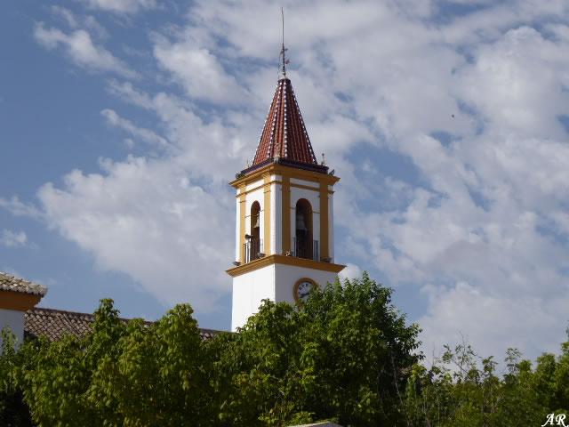 Iglesia Parroquial de la Inmaculada Concepción - Campanario
