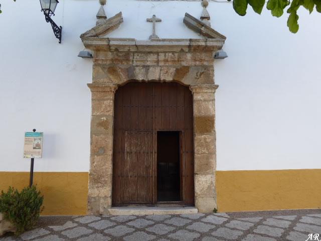 Portada de la Iglesia Parroquial de la Inmaculada Concepción