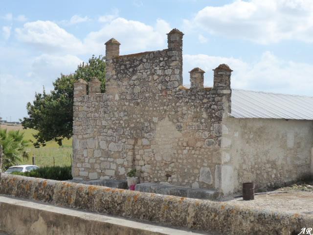 Ermita Visigoda - Castillo de Gigonza