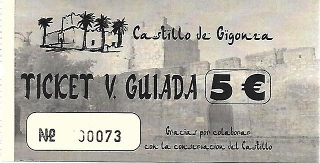 Castillo de Gigonza - Saguntia