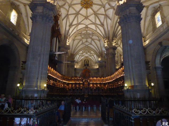 Coro de la Catedral de la Encarnación - Guadix