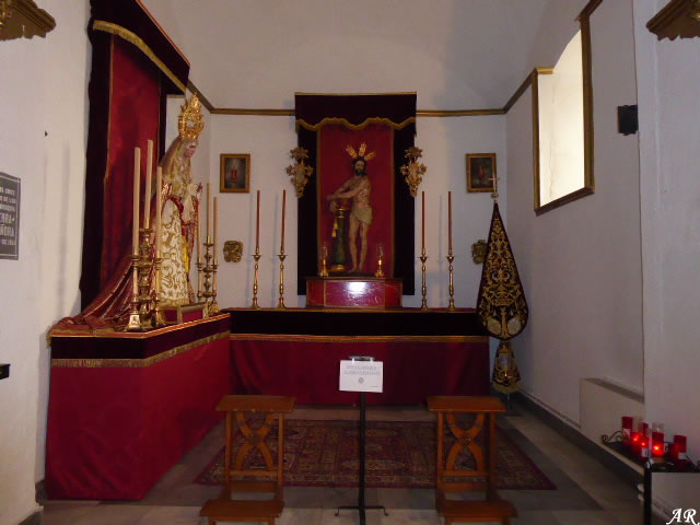Santa Cruz Chapel - Santa Ana Church