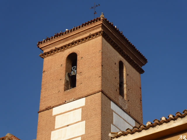 Santa Ana Church - Guadix