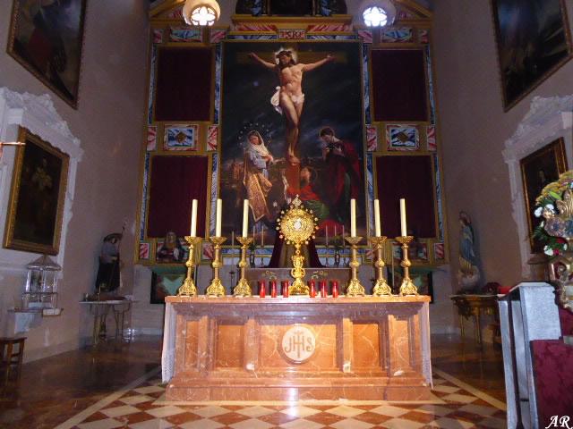 Santo Domingo Church - Guadix